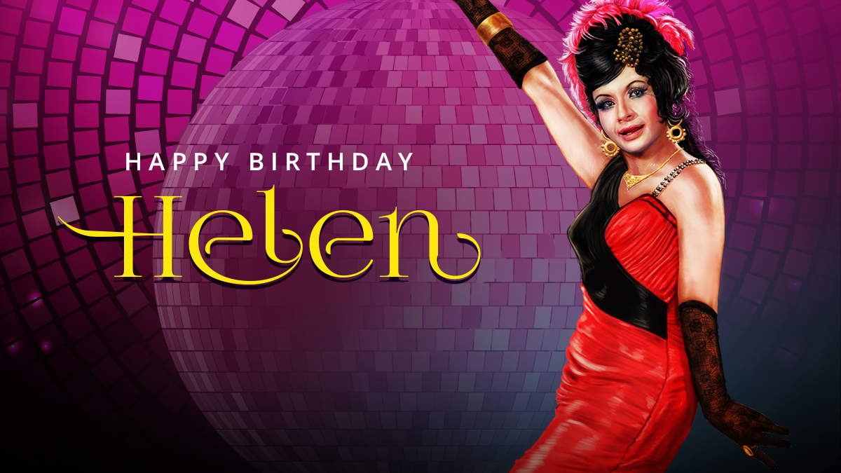 Helen – The Cabaret Queen of Bollywood and Her Unforgettable Songs