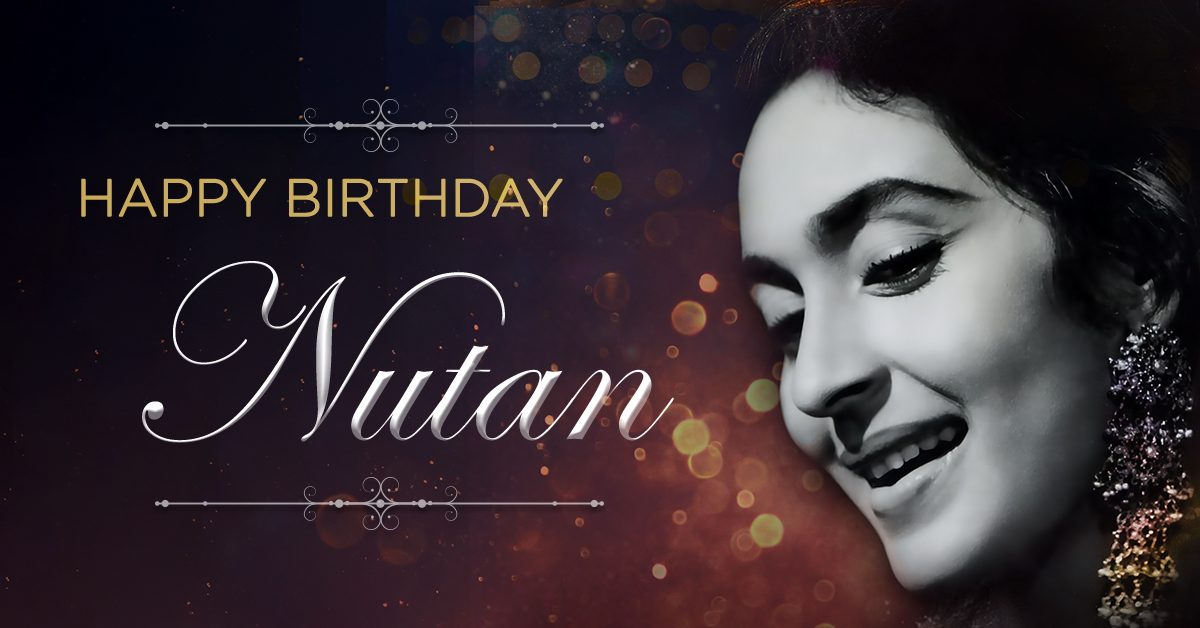 Remembering The Versatility Of The Iconic Actress, Nutan On Her 84 th Birth Anniversary